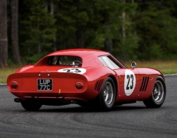 CLASSIC CAR DEALER TAKEN TO COURT OVER £37M FERRARI 250 GTO'S MISSING GEARBOX