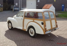 1970 Morris Minor Traveller Classic Cars for sale