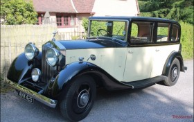 1934 Rolls-Royce 20/25 Classic Cars for sale