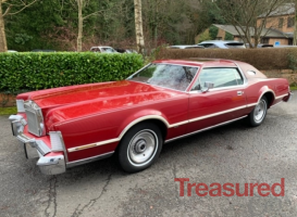1975 Lincoln Continental MK IV Classic Cars for sale