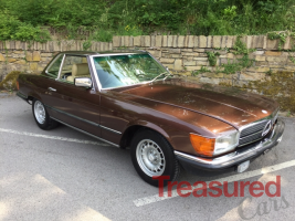 1983 Mercedes-Benz 280SL Classic Cars for sale