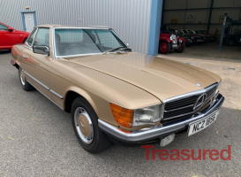 1985 Mercedes-Benz 280SL Classic Cars for sale