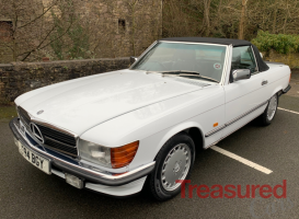 1986 Mercedes-Benz 300SL Classic Cars for sale