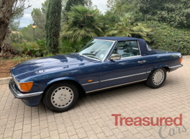 1987 Mercedes-Benz 300SL Classic Cars for sale