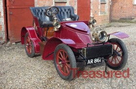 1905 Vauxhall 7/9hp Classic Cars for sale