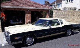 1978 Cadillac Eldorado Classic Cars for sale