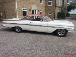 1959 Chevrolet Impala Classic Cars for sale