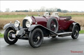 1935 Bentley 3.5 Ltr Blower Special Classic Cars for sale
