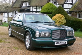2000 Bentley Arnage Red Label Classic Cars for sale