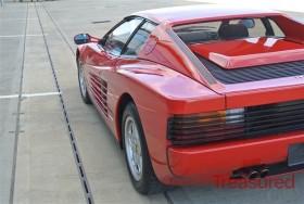 1988 Ferrari Testarossa Classic Cars for sale