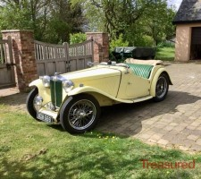 1949 MG TC Classic Cars for sale