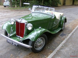 1951 MG TD Classic Cars for sale