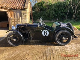 1932 MG J2 Classic Cars for sale