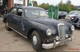 1954 Riley Pathfinder Classic Cars for sale