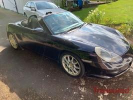 2003 Porsche Boxster 986 [96-04] Classic Cars for sale