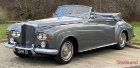1965 Bentley S3 H.J. Mulliner style Drophead Coupe Classic Cars for sale