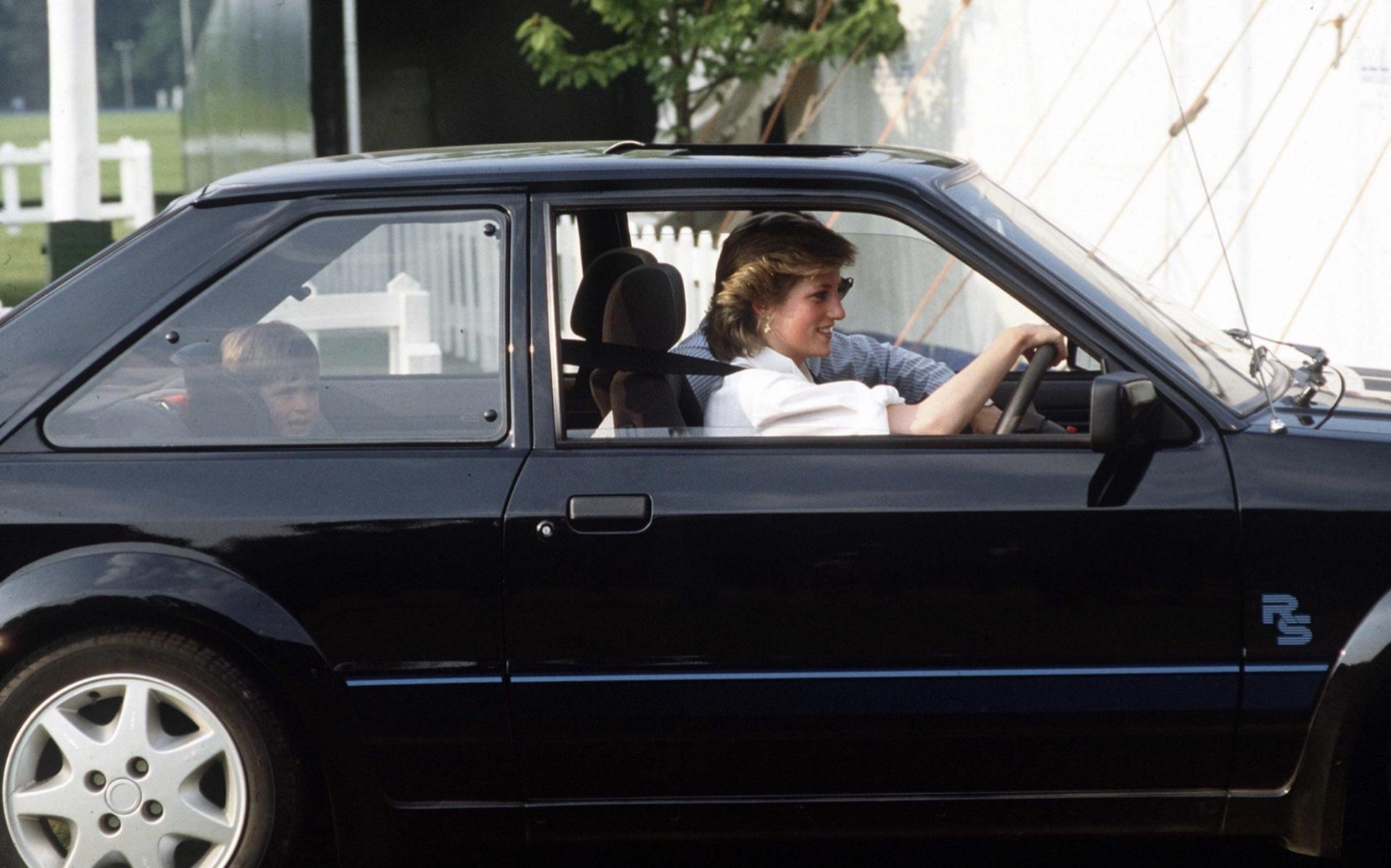 Princess Diana's Treasured - Ford
