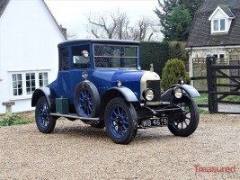 1925 Morris Cowley Bullnose Doctors Coupe Classic Cars for sale