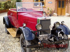 1931 Morris Cowley Flatnose Classic Cars for sale
