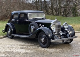 1936 Rolls-Royce 20/25 Hooper Sports Saloon Classic Cars for sale
