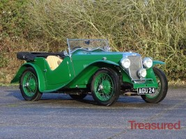 1933 Hillman Aero Minx Classic Cars for sale