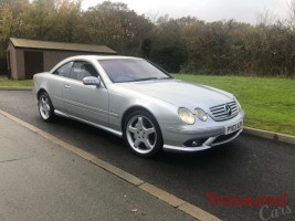 2003 Mercedes-Benz CL Classic Cars for sale
