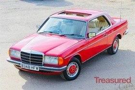 1985 Mercedes-Benz 180 Classic Cars for sale
