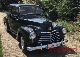 1949 Vauxhall Velox Classic Cars for sale