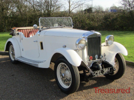 1936 British Salmson 4 Seat Tourer Classic Cars for sale