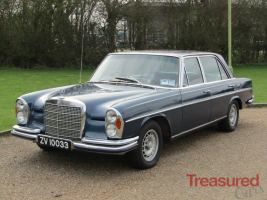 1972 Mercedes-Benz 300SEL 6.3 Classic Cars for sale