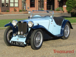1932 MG PA Classic Cars for sale