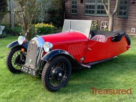 1934 Morgan F4 Open Tourer Classic Cars for sale