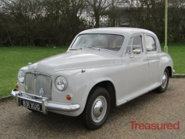 1955 Rover P4 60 Classic Cars for sale