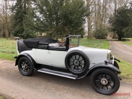 1927 Alvis TG 12/50 Three-quarter Coupe Classic Cars for sale