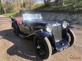 1933 MG L1 Magna Classic Cars for sale