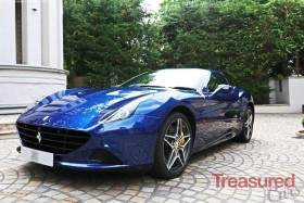 2016 Ferrari California Classic Cars for sale