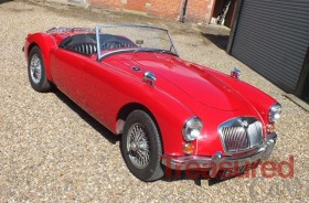 1959 MG A Roadster Classic Cars for sale