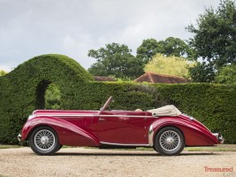 1948 Delahaye 135M Drophead Coupe Classic Cars for sale