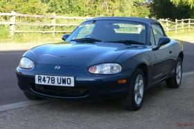 1998 Mazda MX-5 Mk2 Classic Cars for sale