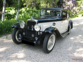 1933 Alvis SA 16.95 Classic Cars for sale