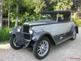 1928 Vauxhall 20/60 Fastback Classic Cars for sale