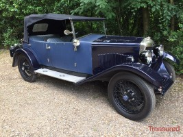 1928 Riley 9 Tourer Classic Cars for sale