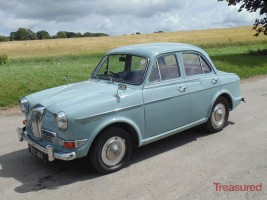 1962 Riley One Point Five Classic Cars for sale
