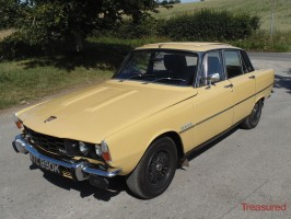 1972 Rover 3500 Classic Cars for sale