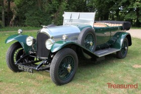 1925 Bentley 3 Litre Gurney Nutting Tourer Classic Cars for sale
