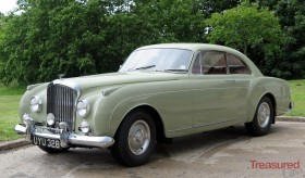 1958 Bentley S1 Continental H J Mulliner Fastback Classic Cars for sale