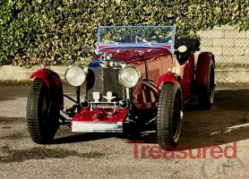 1934 Aston Martin International Le Mans Classic Cars for sale