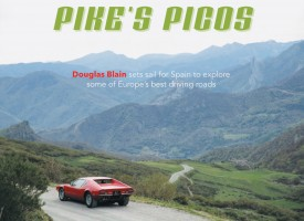 PIKE'S PICOS de Tomaso Pantera