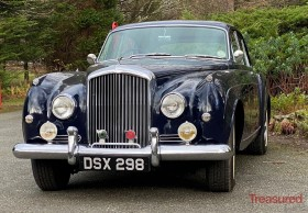 1959 Bentley S1 Continental H J Mulliner Flying Spur 4 door Sports Saloon Classic Cars for sale