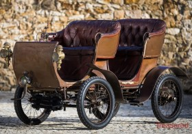 1901 De Dion Bouton Type G Victoria Classic Cars for sale